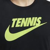 Alternate View 1 of Dri-FIT Men's Graphic Tennis T-Shirt
