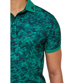 Alternate View 2 of Tour Tech Regular Fit Camo Print Polo