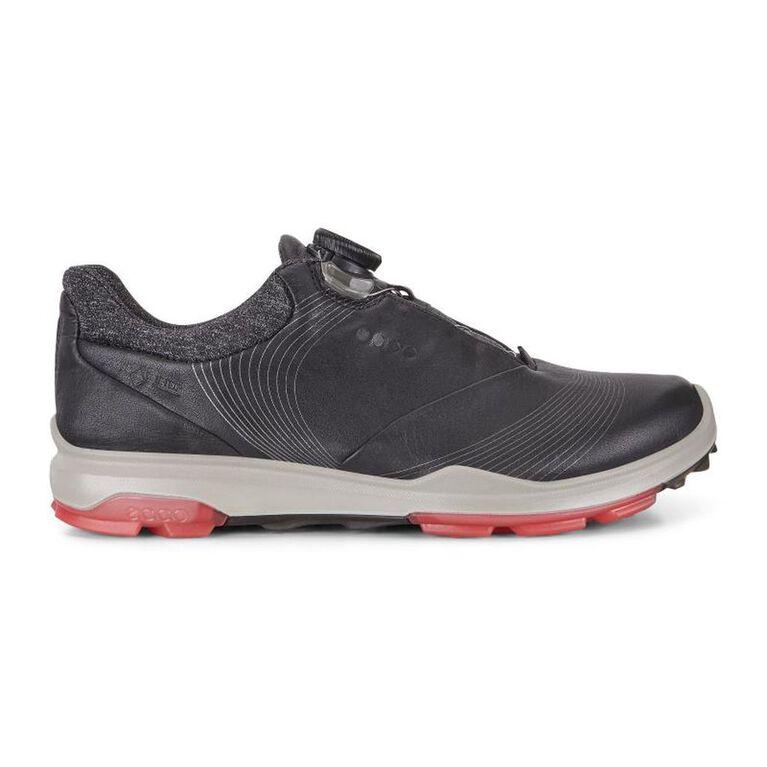 ECCO BIOM Hybrid 3 BOA Women's Golf Shoe - Black/Red