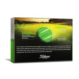 Velocity Green Golf Balls