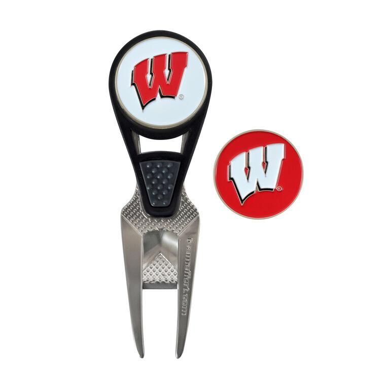 Team Effort Wisconsin Badgers RepairTool