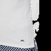 Alternate View 3 of Leya Sleeveless JL Placket Polo Shirt