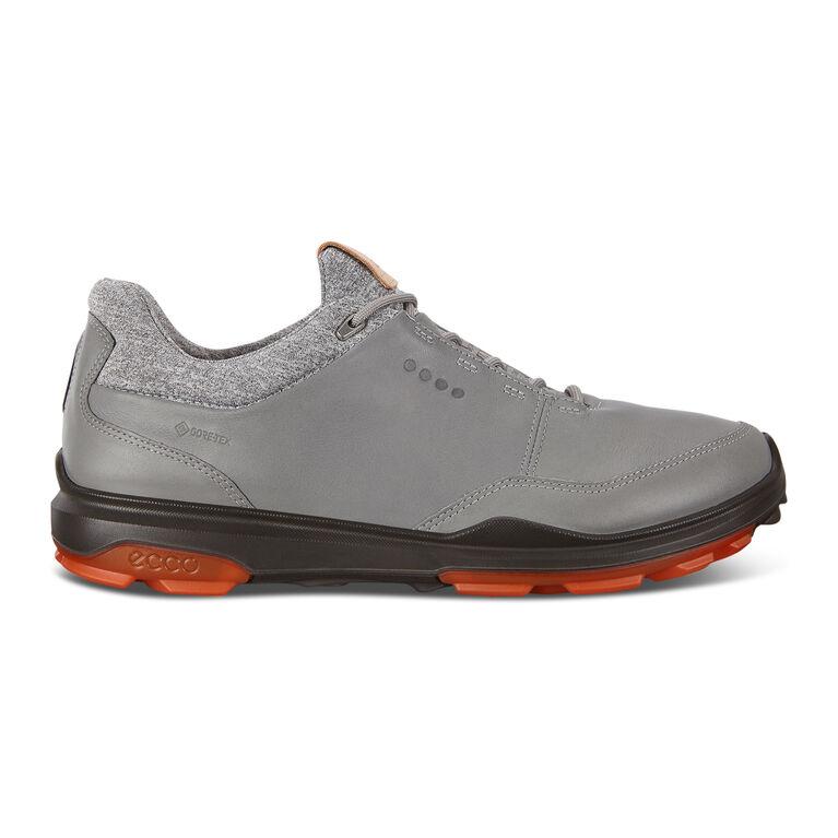BIOM Hybrid 3 GTX Men's Golf Shoe - Charcoal/Red