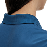 Alternate View 3 of Mona Short Sleeve Side Print Polo Shirt