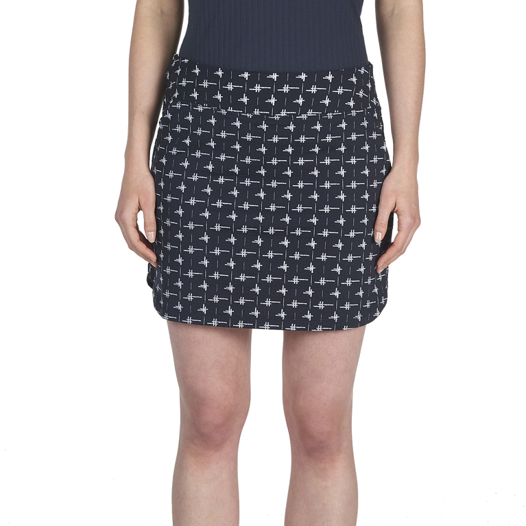 Discover Group: Printed Livcool Skort