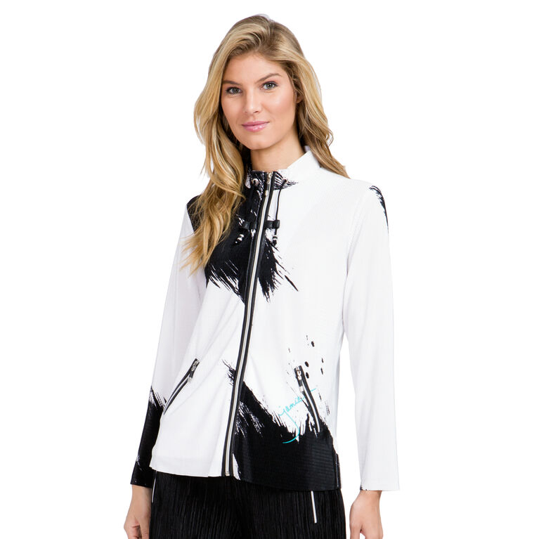 JELLY Group: Crunch Canvas Full Zip Jacket