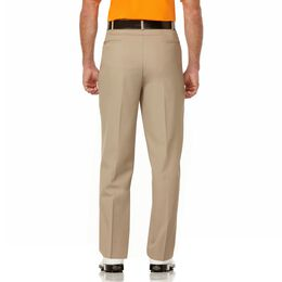Extender Comfort Flat Front Pant