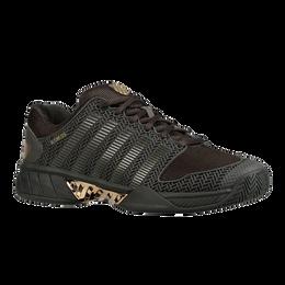 K-Swiss Hypercourt Express SE Men's Tennis Shoe - Black/Gold
