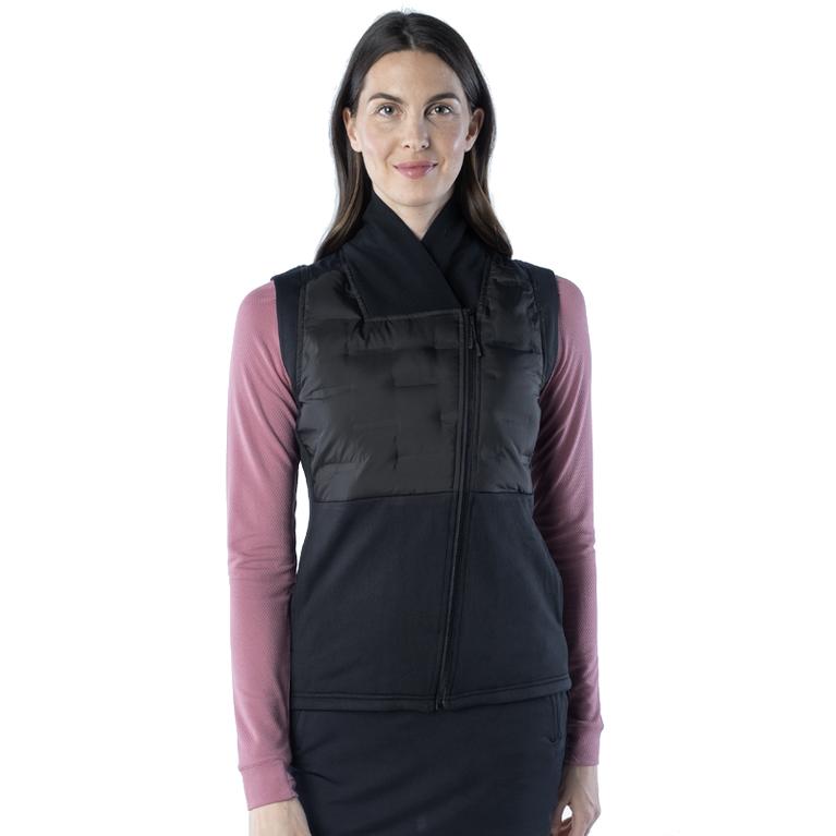 Skylar Full Zip Women's Quilted Vest