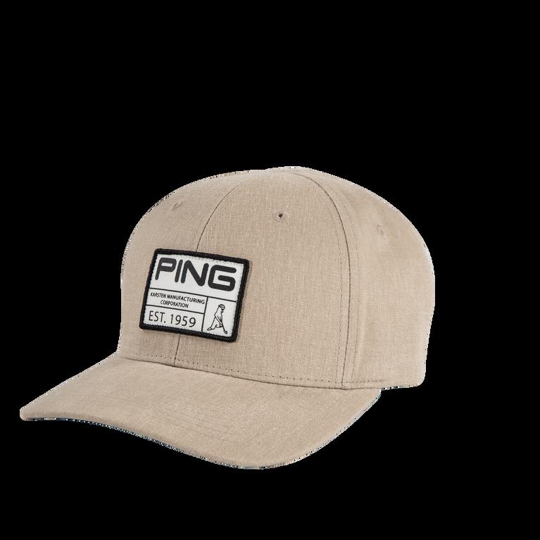 Vintage Patch Hat
