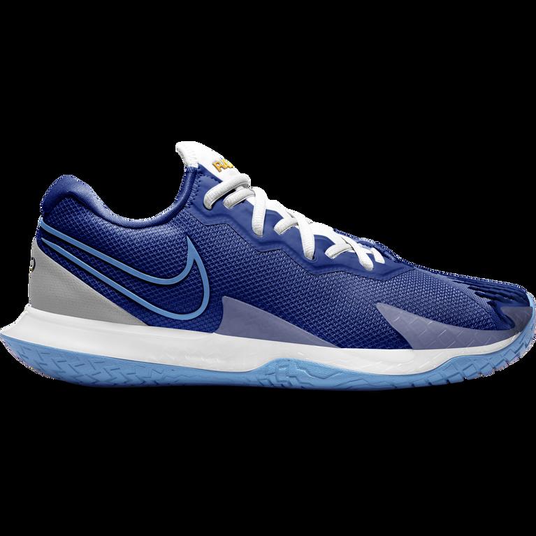 Air Zoom Vapor Cage 4 Men's Hard Court Tennis Shoe - Royal
