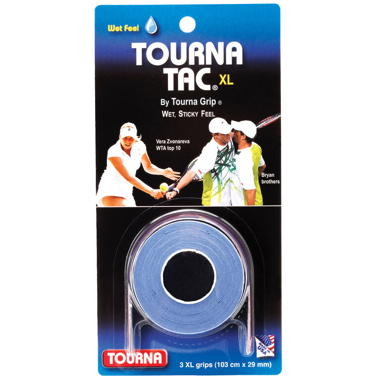 Unique Sports Tourna Tac II Tacky 3 Pack - Blue