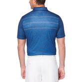 Alternate View 1 of PGA TOUR Broken Chest Stripe Print Polo