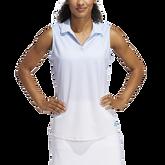 Sleeveless PrimeBlue Polo Shirt