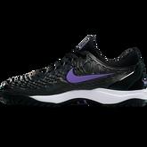 Alternate View 3 of NikeCourt Zoom Cage 3 Men's Hard Court Tennis Shoe - Purple/Black