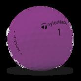 Alternate View 2 of Kalea Purple Golf Balls