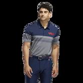 USA Golf Ultimate365 Stripe Polo Shirt