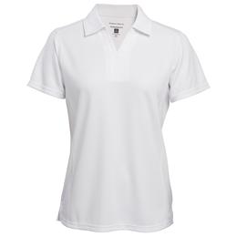 Spacedye Short Sleeve Polo