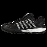 Alternate View 4 of Hypercourt Express Men's Tennis Shoe - Black/White