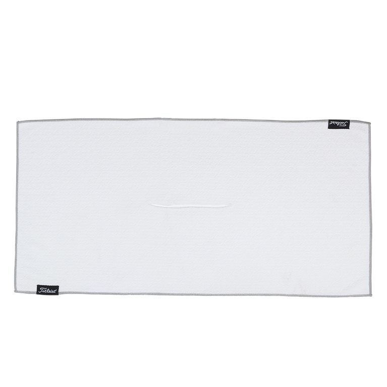 Players Towel - White