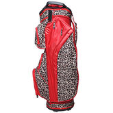 Glove It Leopard Womens Golf Bag