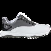 PUMA Grip FUSION Men's Golf Shoe - White/Black