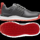 adicross Bounce Men's Golf Shoe - Grey/Red