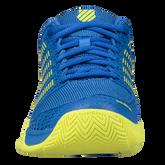 K-Swiss Hypercourt Express Men's Tennis Shoe - Blue/Yellow