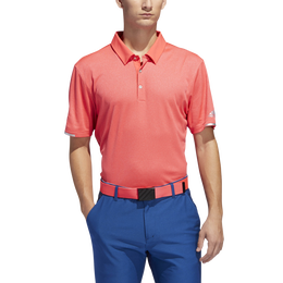 Climachill Core Heather Polo Shirt