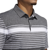 Alternate View 5 of Ultimate365 Engineered Heathered Polo Shirt