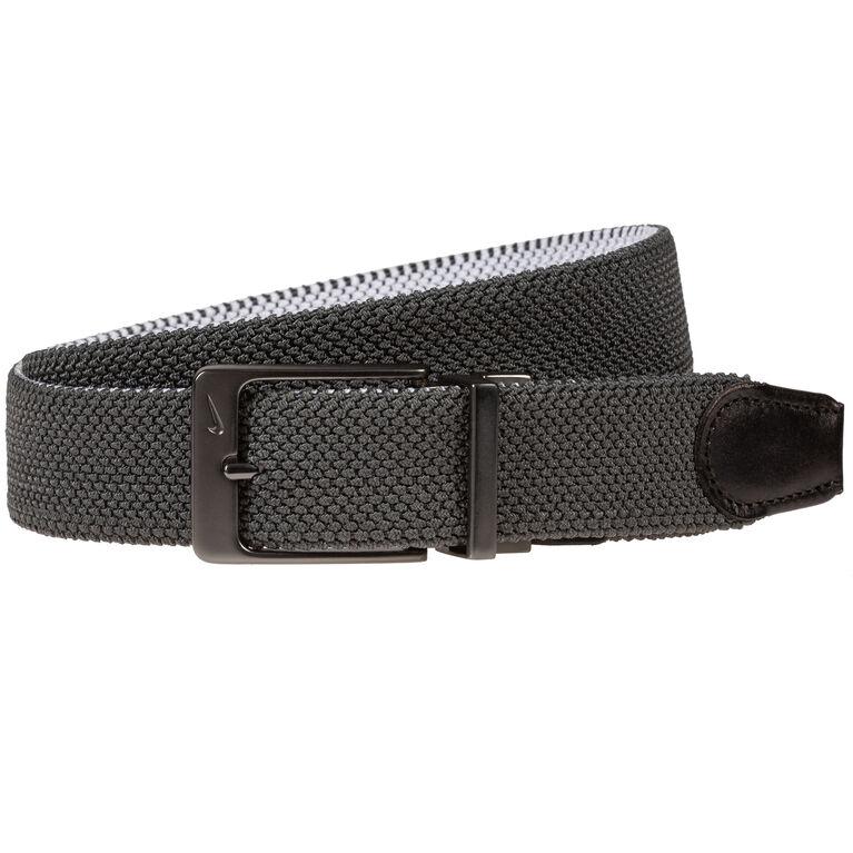 Reversible Stretch Woven Belt