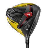 Alternate View 12 of Premium Pre-Owned King F9 Driver - Black/Yellow