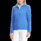 Alternate View 1 of Jersey Half-Zip Golf Pullover