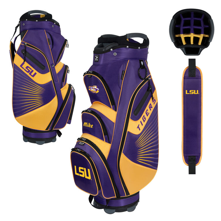 Team Effort LSU Bucket II Cart Bag