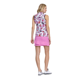 Meadow Collection: Amalfi Sleeveless Floral Print Top