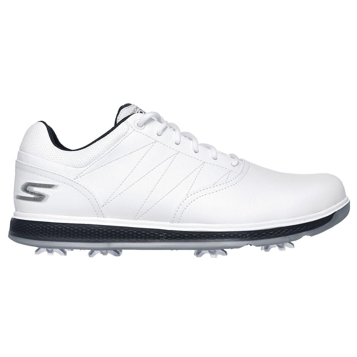 5bedf06e0f Skechers GO GOLF Pro V.3 Men's Golf Shoe - White/Navy   PGA TOUR ...