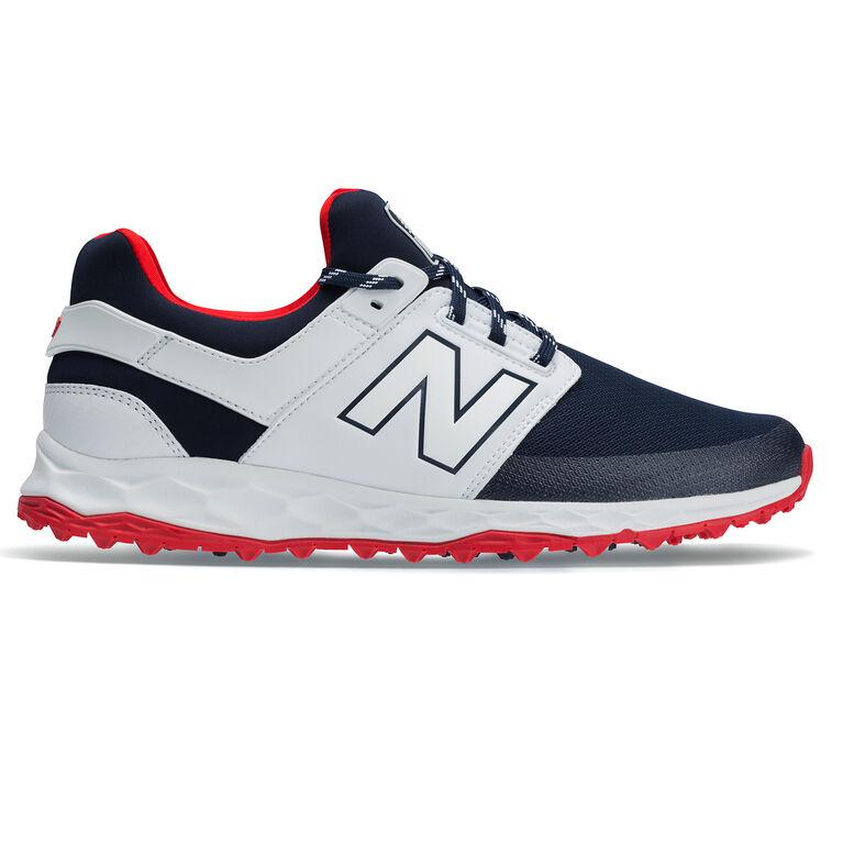 Fresh Foam LinksSL Men's Golf Shoe - Blue/White