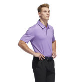 Alternate View 3 of Ultimate 2.0 Novelty Heather Polo