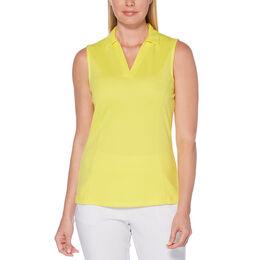 Airflux Sleeveless Golf Shirt