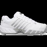 Bigshot Light 4 Women's Tennis Shoe - White/Silver