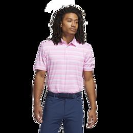 Heather Snap Polo Shirt