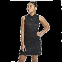 Dri-FIT Women's Sleeveless Dot Print Golf Polo