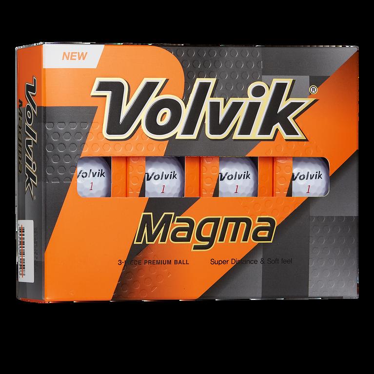 Magma Golf Balls