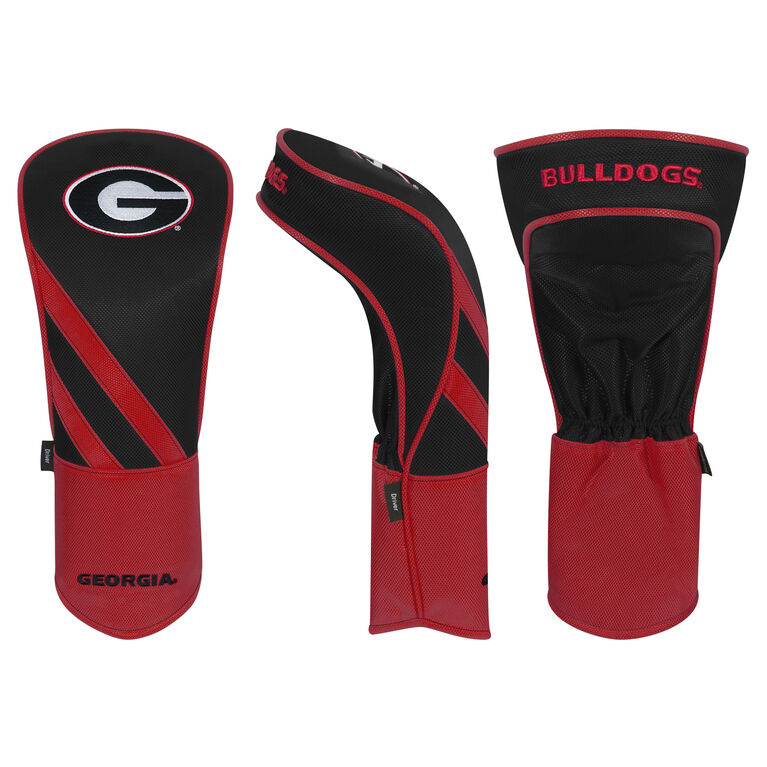 Team Effort Georgia Bulldogs Driver Headcover