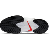 Zoom Cage 3 Men's Tennis Shoe - White/Black/Red