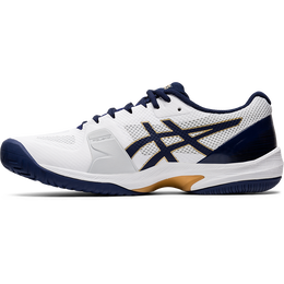 COURT SPEED FF Men's Tennis Shoes - White/Navy