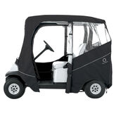 Alternate View 1 of Classic Cart Accessories Fairway Deluxe Golf Car Enclosure - Short Roof