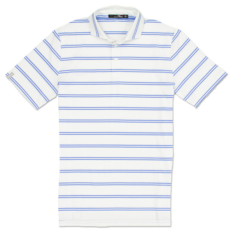 Boys LIGHTWEIGHT YARN DYE Polo Shirt