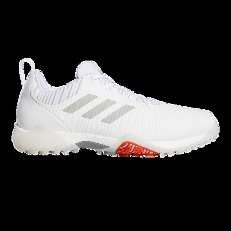 CODECHAOS Men's Golf Shoe - White/Grey