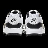 Alternate View 5 of Air Max 1 G Men's Golf Shoe - White/Black